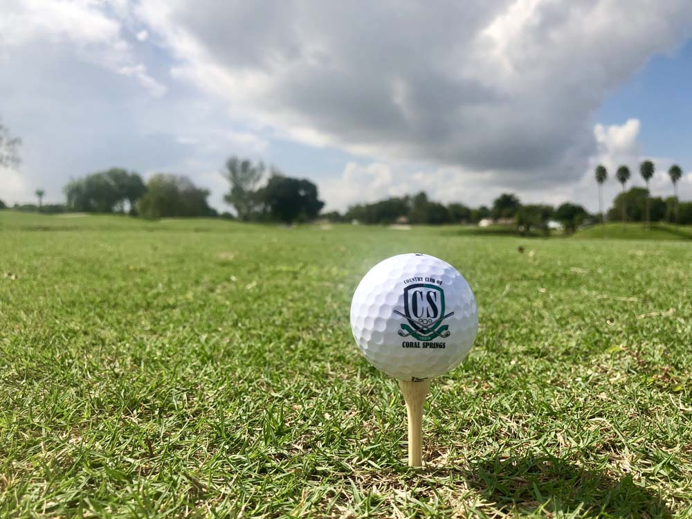 Come tee up your shot at The Country Club of Coral Springs.